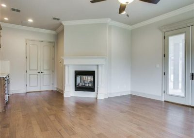105 Turnberry Court - Bonus Room-Fireplace