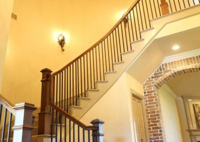 1004 Quarry Court - Staircase entry 1