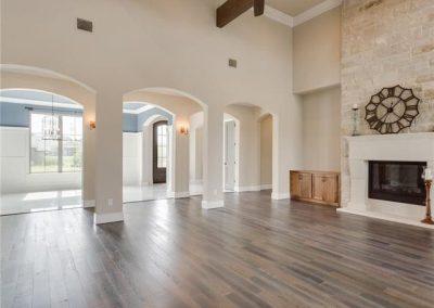 12708 Villa Milano Drive - Living Room