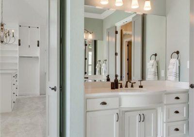 12708 Villa Milano Drive - Master Bath, Hers