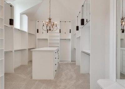 12708 Villa Milano Drive - Master Closet View